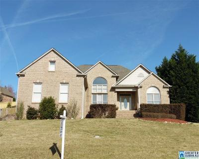 Trussville Single Family Home For Sale: 8516 Highlands Trc