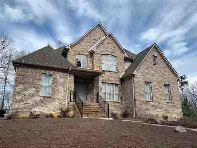 Helena Single Family Home For Sale: 1064 Long Leaf Lake Dr
