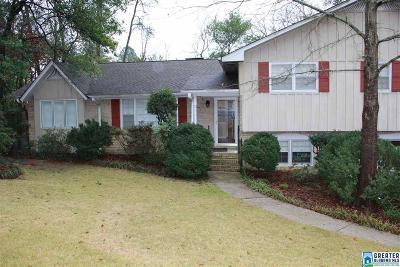 Single Family Home For Sale: 1725 Lincoya Rd