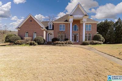 Adamsville Single Family Home For Sale: 123 Meadowood Cir