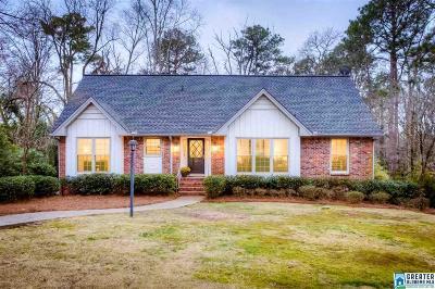 Vestavia Hills Single Family Home For Sale: 2109 Woodwind Cir