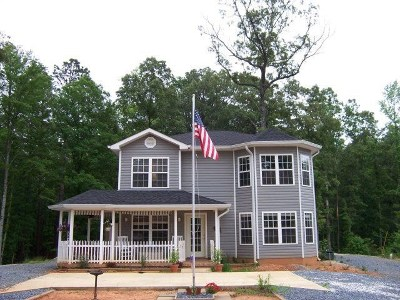 Clay County, Cleburne County, Randolph County Single Family Home For Sale: 601 Cutoff Rd