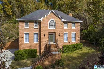 Homewood Single Family Home For Sale: 1620 Sunset Dr