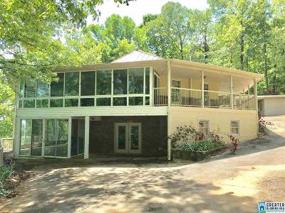 Clay County, Cleburne County, Randolph County Single Family Home For Sale: 334 Wedowee Creek View Dr