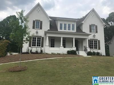 Trussville Single Family Home For Sale: 5712 Deercrest Ct