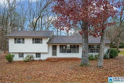 McCalla Single Family Home For Sale: 20724 Becky Dr