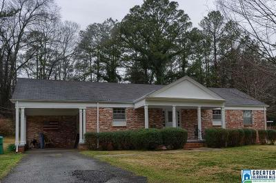 Talladega Single Family Home For Sale: 128 Silverwood Dr