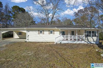 Trussville Single Family Home For Sale: 5757 Cooper Rd