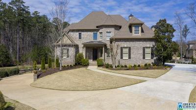 Hoover Single Family Home For Sale: 708 Guardbridge Ct