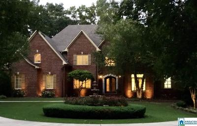 Birmingham AL Single Family Home For Sale: $985,000