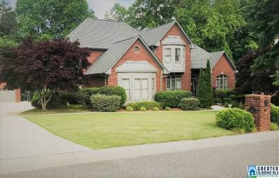 Hoover Single Family Home For Sale: 4122 Heatherhedge Ln