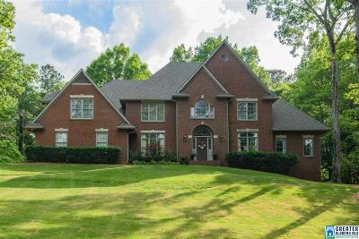 Hoover Single Family Home For Sale: 4004 Water Willow Ln