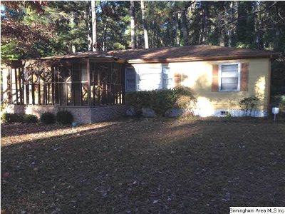 Birmingham, Homewood, Hoover, Irondale, Mountain Brook, Vestavia Hills Rental For Rent: 200 Carol Dr