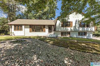 Vestavia Hills Single Family Home For Sale: 3427 Sagebrook Ln