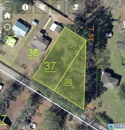 Anniston Residential Lots & Land For Sale: Cave Rd