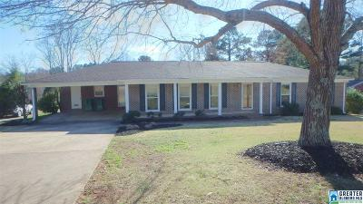 Single Family Home For Sale: 915 Magnolia Dr
