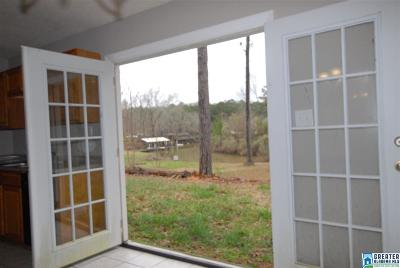 Talladega Single Family Home For Sale: 165 Dove Cove Rd