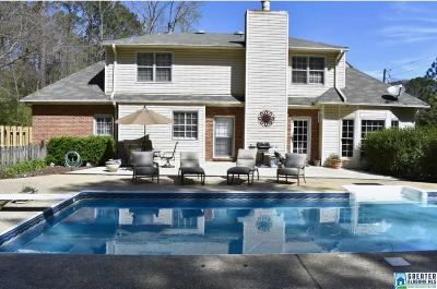 Single Family Home For Sale: 1147 Riverchase Pkwy