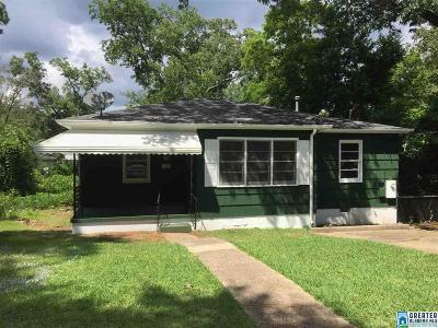 Birmingham, Homewood, Hoover, Irondale, Mountain Brook, Vestavia Hills Rental For Rent: 719 80th St S