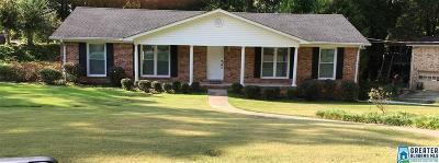Vestavia Hills AL Single Family Home For Sale: $299,000