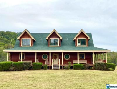 Ohatchee Single Family Home For Sale: 456 Spring Rd