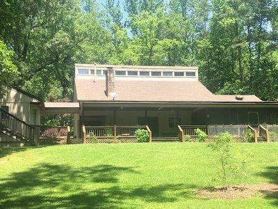 Anniston Single Family Home For Sale: 862 Pinecroft Rd