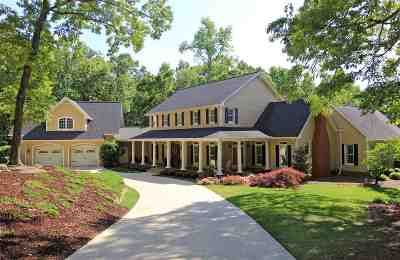 Anniston Single Family Home For Sale: 530 Jasmine Hill Rd