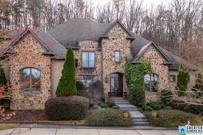 Vestavia Hills Single Family Home For Sale: 1596 Woodridge Pl