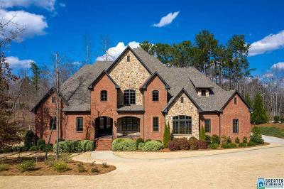 Hoover Single Family Home For Sale: 4244 Glasscott Crossing
