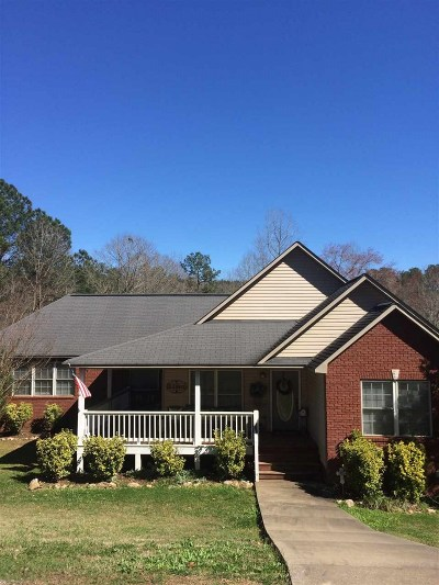 Heflin Single Family Home For Sale: 21 Anna Faith Rd