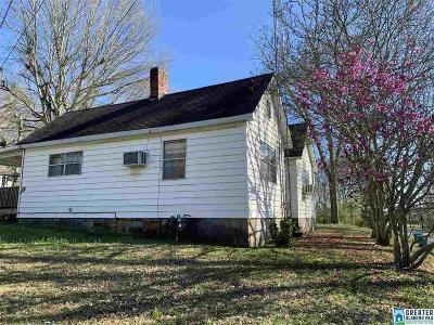 Talladega Single Family Home For Sale: 419 Jackson St
