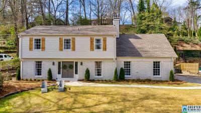 Vestavia Hills Single Family Home For Sale: 2245 Garland Dr