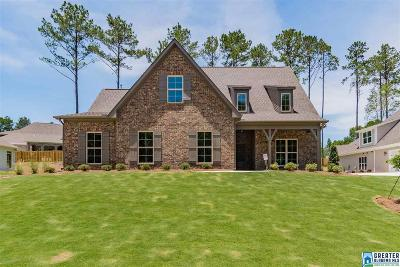 Jefferson County, Shelby County, Madison County, Baldwin County Single Family Home For Sale: 311 Birkdale Cove