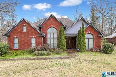 Trussville Single Family Home Contingent: 207 Highland Ave