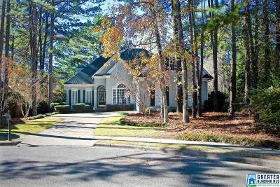 Riverchase Single Family Home For Sale: 1033 Lake Point Ln