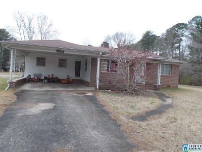 Adamsville Single Family Home For Sale: 3305 Poplar Ln