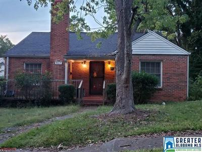 Birmingham Single Family Home For Sale: 417 85th St S
