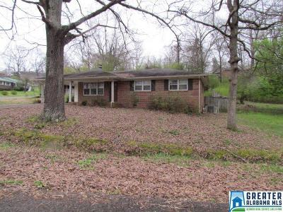 Anniston Single Family Home For Sale: 4431 Elma Ave