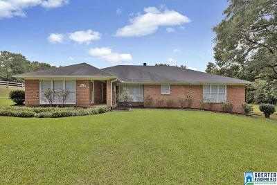 Chelsea Single Family Home For Sale: 784 Hwy 69
