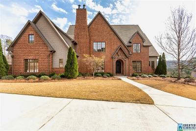 Birmingham AL Single Family Home For Sale: $950,000