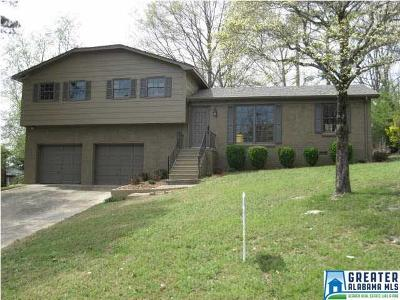 Center Point AL Single Family Home Contingent: $99,900
