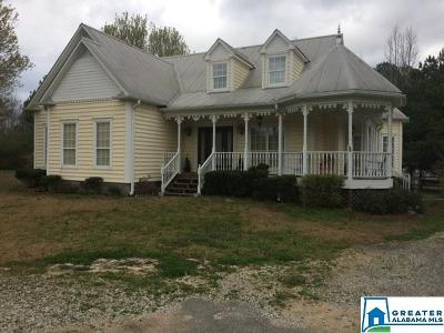 Bessemer Single Family Home For Sale: 7019 Warrior River Rd