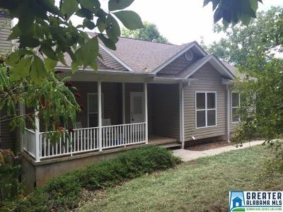 Randolph County, Clay County Single Family Home For Sale: 165 Morrison Point Dr