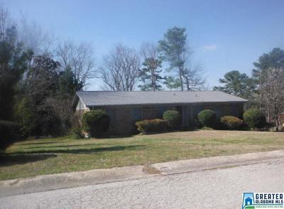 Center Point AL Single Family Home For Sale: $89,376