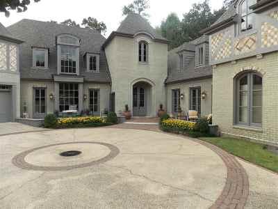 Mountain Brook Single Family Home For Sale: 307 Easton Cir