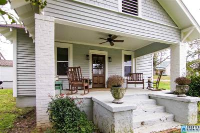 Wedowee Single Family Home For Sale: 19 5th St NW