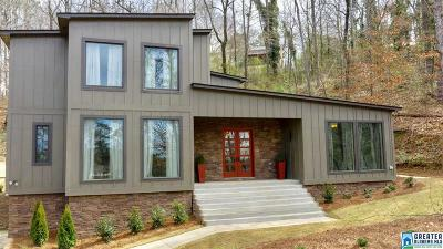 Mountain Brook Single Family Home For Sale: 3348 Smyer Rd