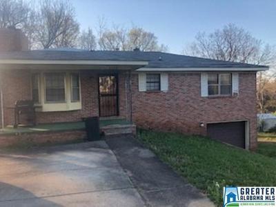 Bessemer Single Family Home For Sale: 3328 Short Ave D