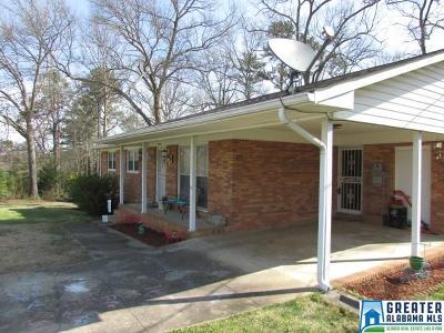 Single Family Home For Sale: 6321 Sherwood Dr
