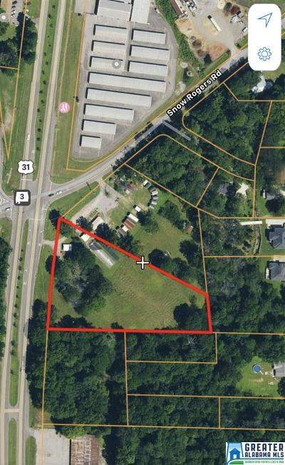 Commercial For Sale: 2531 Decatur Hwy
